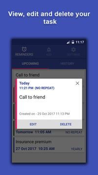 To Do Task Reminder screenshot 4