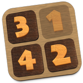 Number Puzzle Game - I'm the best! icon