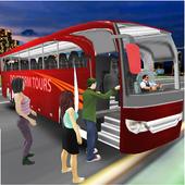 New City Bus Driver Simulator 2018 Pro Game icon