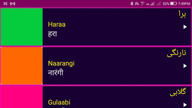 Learn Urdu From Hindi screenshot 22