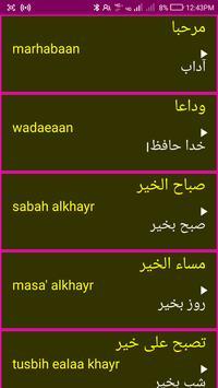 Learn Arabic From Urdu screenshot 7