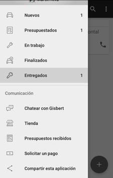 Gisbert Mecánicos apk screenshot