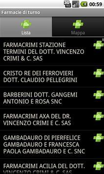 Farmacie di Turno - Roma apk screenshot