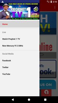 Prophet 1 TV screenshot 1