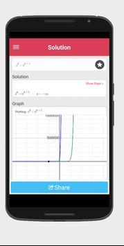Symbolab - Math solver apk screenshot