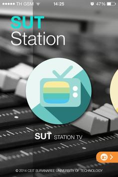 SUT Station poster