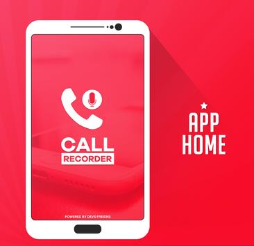 Call Recorder : Automatic Call Recorder Pro poster