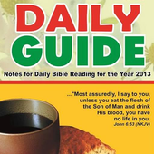 Daily Guide 2013 icon