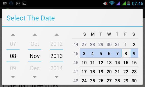 Daily Guide 2013 apk screenshot