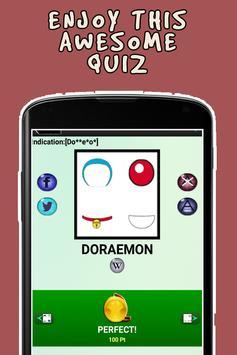 Guess The Doraemon Quiz screenshot 1