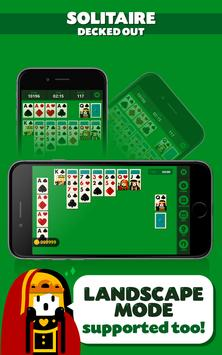 Solitaire: Decked Out Ad Free screenshot 9