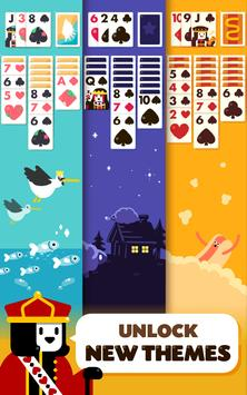 Solitaire: Decked Out Ad Free screenshot 1