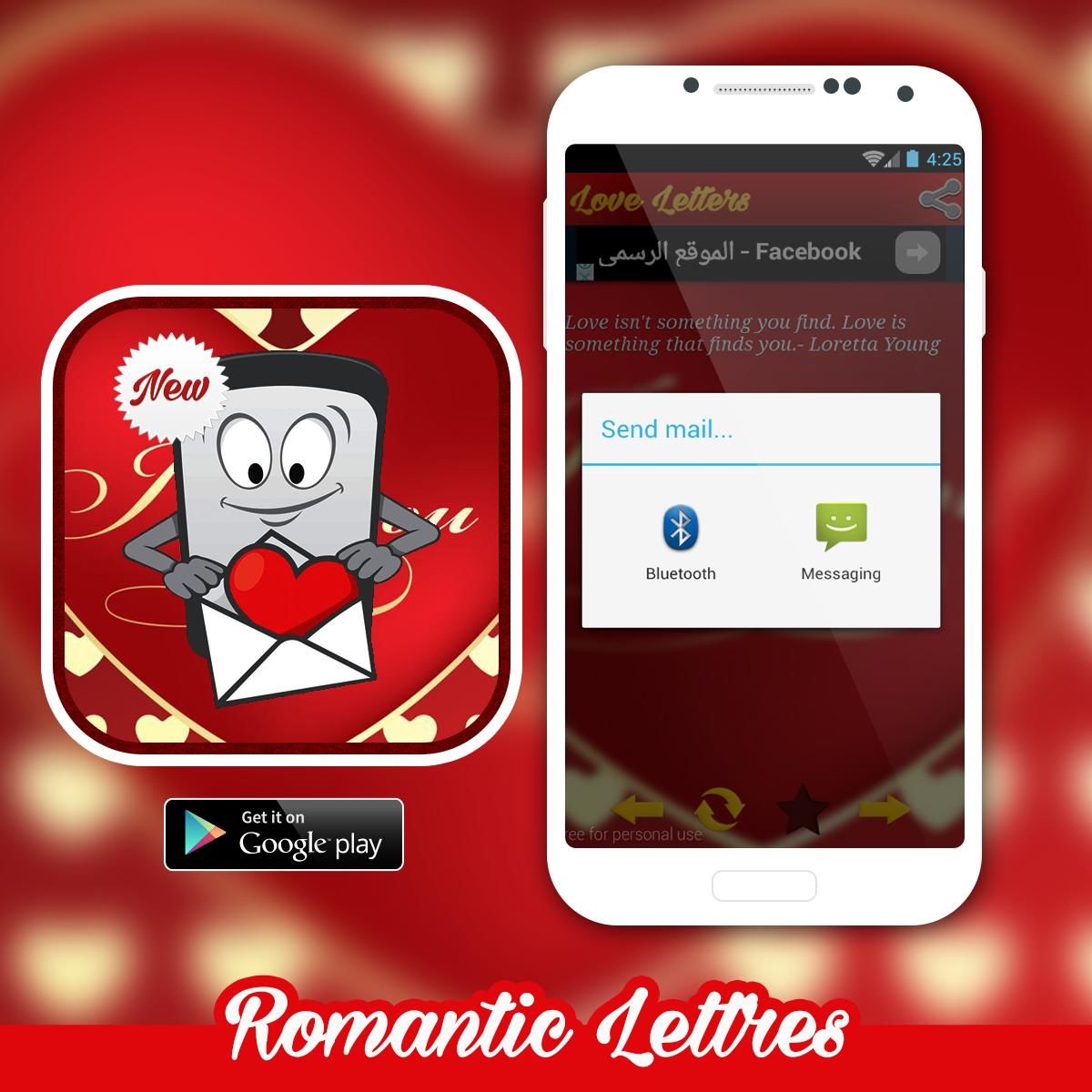 Love Messages Romantic SMS poster