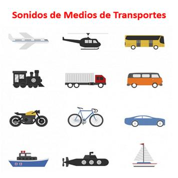 Sounds of Means of Transport poster