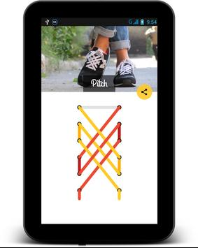Shoes Lacing - Shoelaces Guide apk screenshot