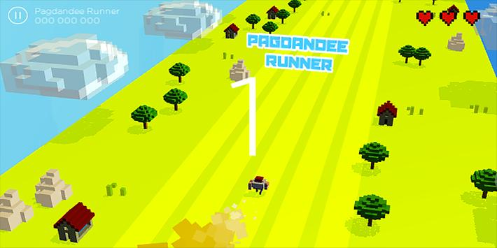 Pagdandee Runner apk screenshot