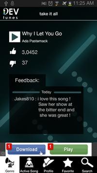 DevTunes screenshot 3