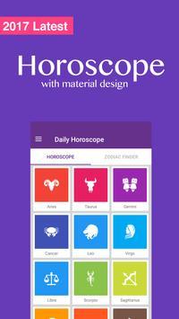 2017 Horoscope Free poster