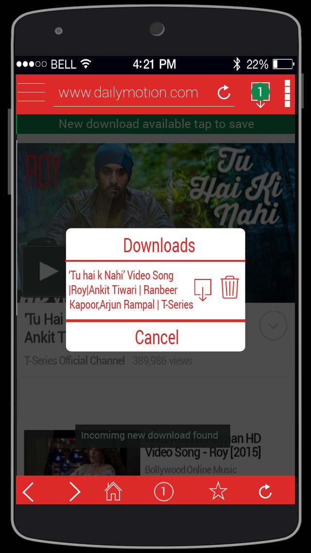 XX-Video Downloader for Android - APK Download