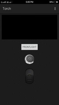 Flashlight Android Torch Light apk screenshot