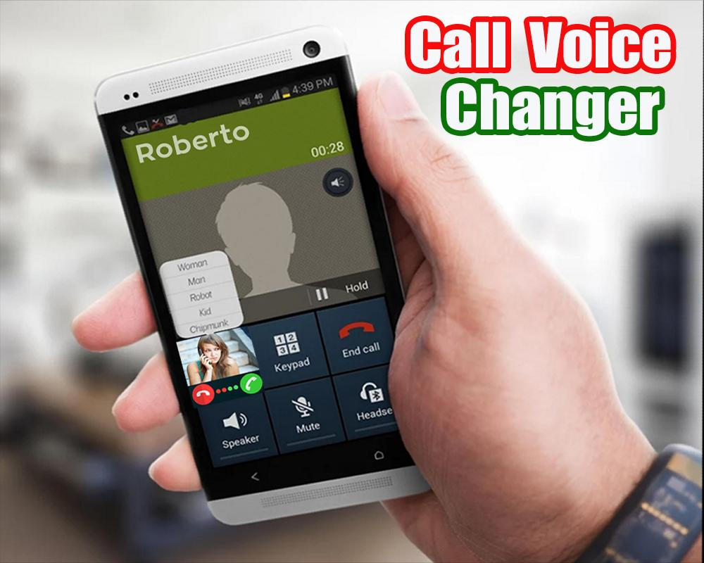 voice changer apk for calling