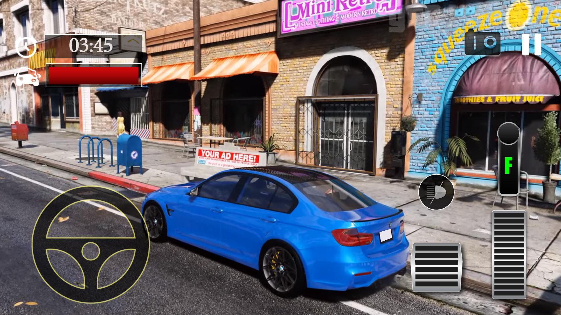 Car Parking Bmw M3 F80 Simulator for Android - APK Download