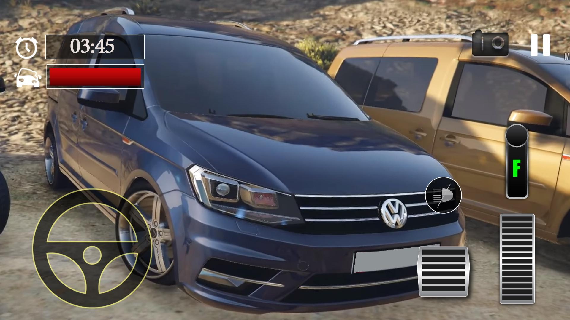 Car Parking Volkswagen Caddy Simulator for Android - APK Download