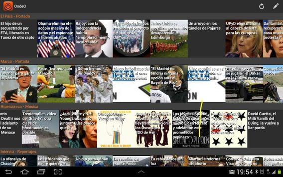 OndeO Noticias en Español screenshot 6