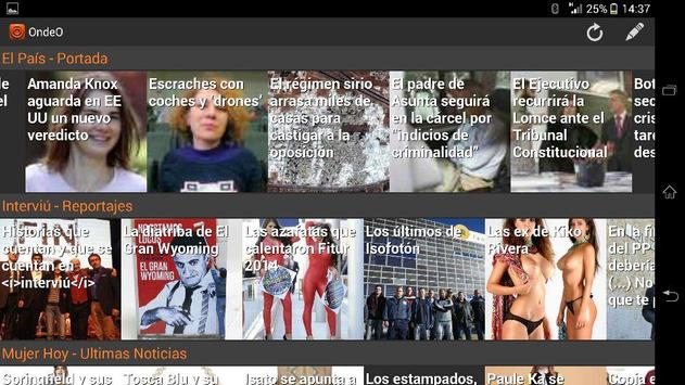 OndeO Noticias en Español screenshot 9