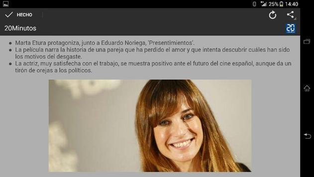 OndeO Noticias en Español screenshot 10
