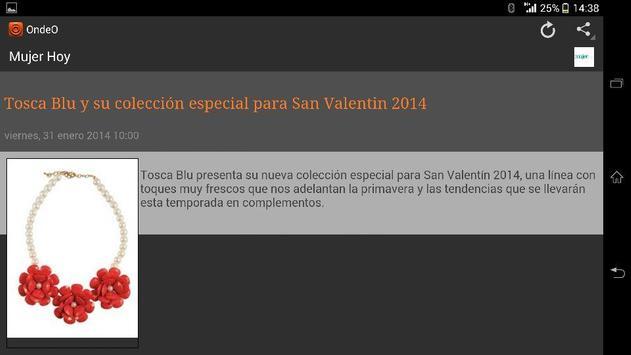 OndeO Noticias en Español screenshot 11