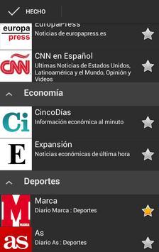 OndeO Noticias en Español screenshot 2