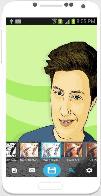 تحويل الصور الى رسم 2017 For Android Apk Download