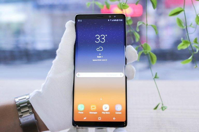 S10 - Note9 Navigation Bar (Not Root) for Android - APK Download