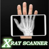 Bone X-ray prank icon