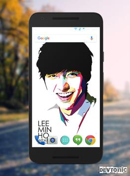 Lee Min-ho Wallpaper Fans poster