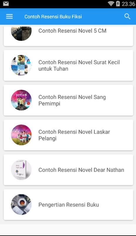 Contoh Resensi Buku Fiksi Terbaru For Android Apk Download