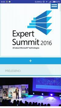 EXPERT SUMMIT 2016 apk screenshot