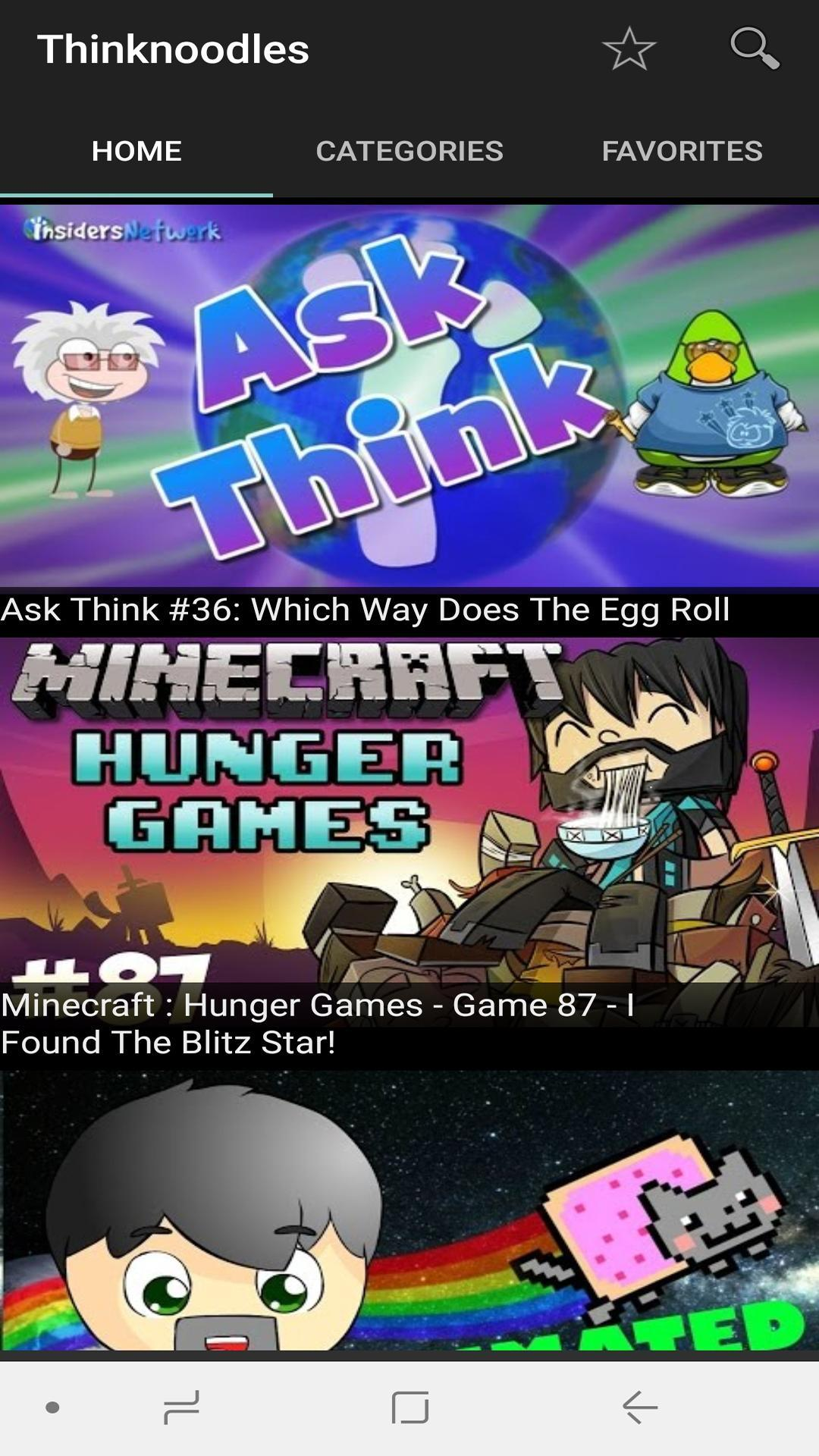 Thinknoodles For Android Apk Download