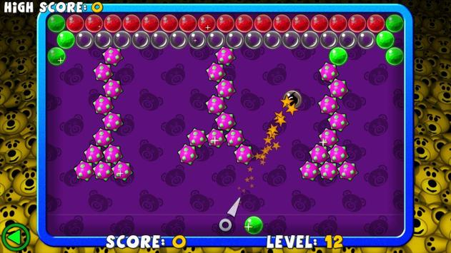 Super Teddy Bubble Pop screenshot 5