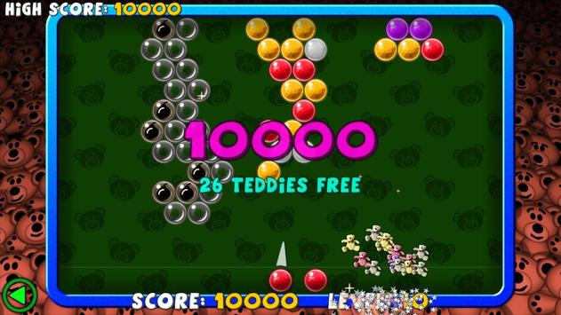 Super Teddy Bubble Pop screenshot 9