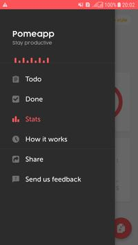 Pomodoro timer Productivity & To do list for gtd screenshot 1