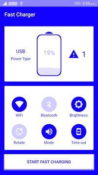 fast battery charger screenshot 1