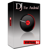 Virtual DJ X icon