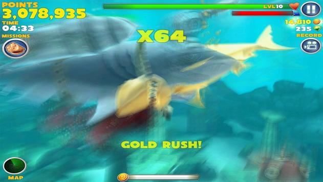 Cheat Hungry Shark Evolution screenshot 3