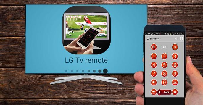 LG Remote Control Pro 2017 poster