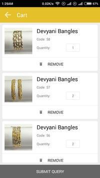 Devyani Bangles screenshot 7