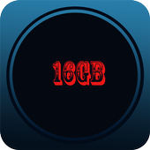 16 GB RAM booster icon