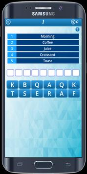Guess The Secret Word apk screenshot