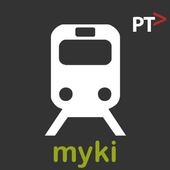 Ultimate myki - Balance,Topup,Transactions icon